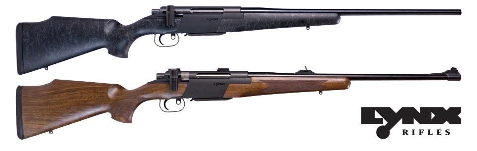 Puška LYNX - kaliber 338 Federál